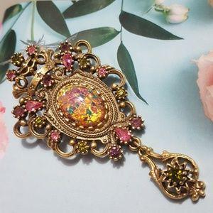 Jewelry - Vintage Sarah Coventry Royal Majesty Brooch